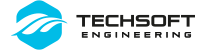 Techsoft engineering logo